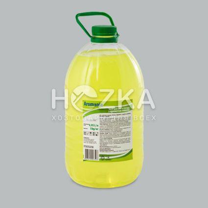 HELPER Aromania Средство для мытья посуды с ароматом лимона - 1