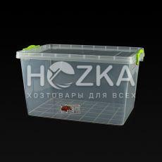 Компактный пищевой контейнер на 23 л