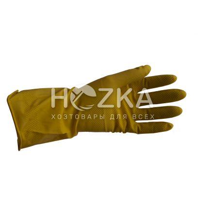 Перчатки резиновые ЧЧ ( М) - 1