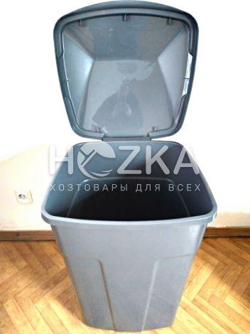 Контейнер для мусора с крышкой 90 л (ВП-90) - 1