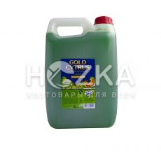 Gold Cytrus- CleanUp жидкость для мытья посуды зеленая - 5 л