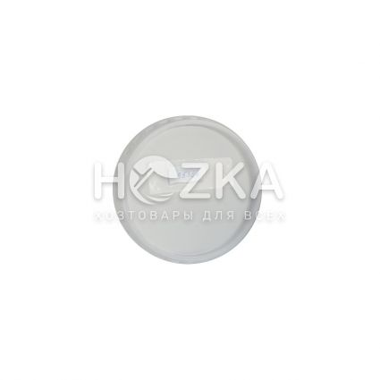 Крышка прозрачная для ёмкости суповой 250-540 мл - 1