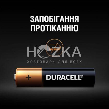 Батарейка Duracell LR-06 AA 2 шт - 5