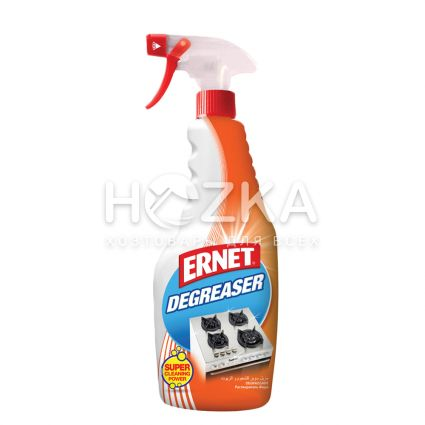 ERNET средство для удаления жира 750 мл - 1