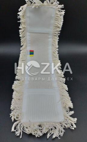 Моп плоский с карманами NZS030 для швабры 60 см - 2