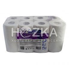 Туалетная бумага SoffiPRO 3-слоя (17м) 16шт