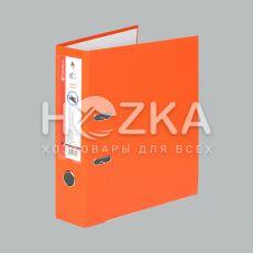 Папка-регистратор А4 оранжевая 70 мм