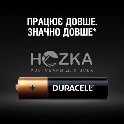 Батарейка Duracell LR-06 AA 2 шт - 3