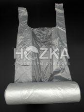Пакеты в рулоне 21+10х45 8 мкм