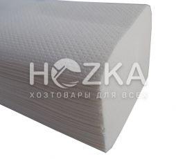 Салфетка-вкладыш ZZ белая 150 л/уп (мини)