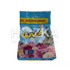 Порошок стиральный Gala 4 кг автомат