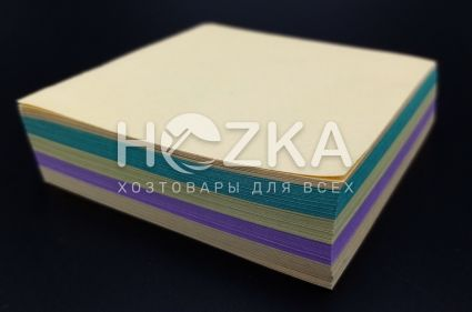 Блок 80*80 цветной 200л - 1