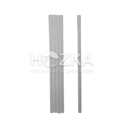 Трубочки Фреш прозрачные прямые d-6,8 21 см 500 шт - 1