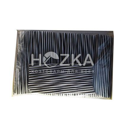 Трубочки Винтовые Фреш чёрно-белые 25 см 500 шт - 3