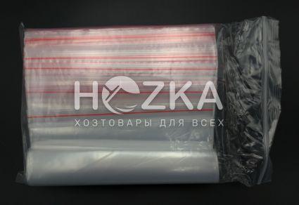 Пакет з замком 15*22 см 100 шт - 2
