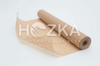 Бумага пергаментная коричневая 420*100м