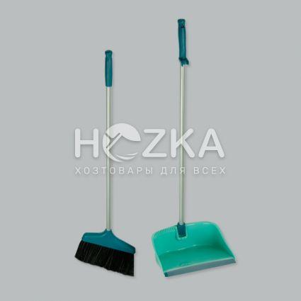 Набор для уборки щётка + совок LEIFHEIT - 1