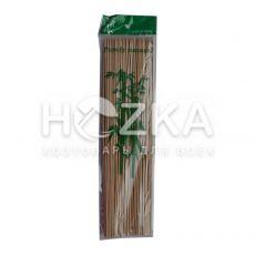 Палочки д/шашлыка 30см 100шт бамбук