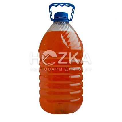 Жидкое мыло Фея PET бутылка 5 л персик - 2
