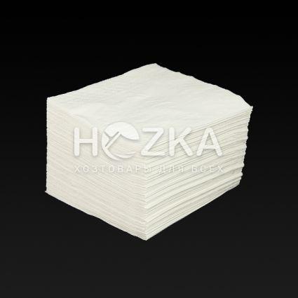 Салфетка 24*24 2 слоя белая 200 шт - 2