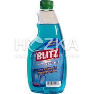 ВLITZ Crystal Средство д/м стекла и поверхностей пэт бутылка 750 мл. без расп. - 1