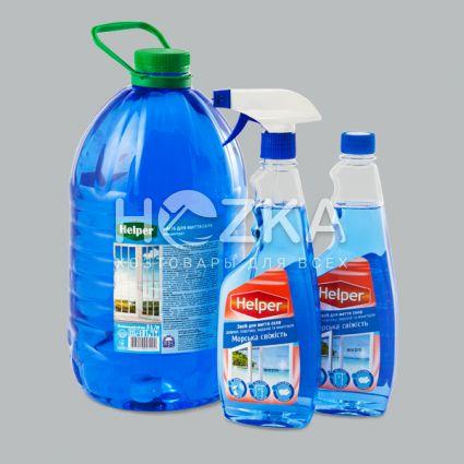 HELPER Средство для мытья стёкол - 2