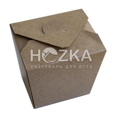 Контейнер бумажный (65*85*105) 100 шт. - 1