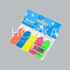Закладки самоклеющиеся пластиковые