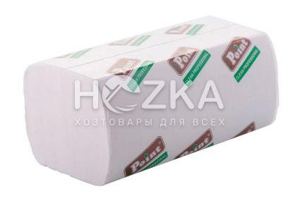 Полотенце бумажное 2-слоя Z-Luxe 150 шт/уп - 1