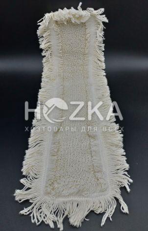 Моп плоский с карманами NZS030 для швабры 60 см - 1