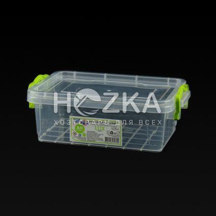 Компактный пищевой контейнер на 1,2 л - 1