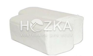 Салфетка вкладыш ZZ белая 1 слой 200 шт.