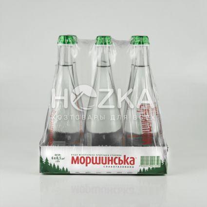 Моршинская 0,5л слаб/газ стекло*6 - 2