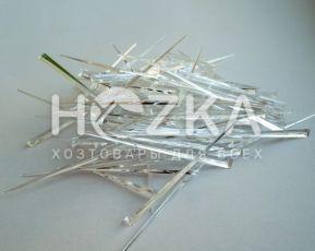 Шпажка прозрачный кристалл 500 шт