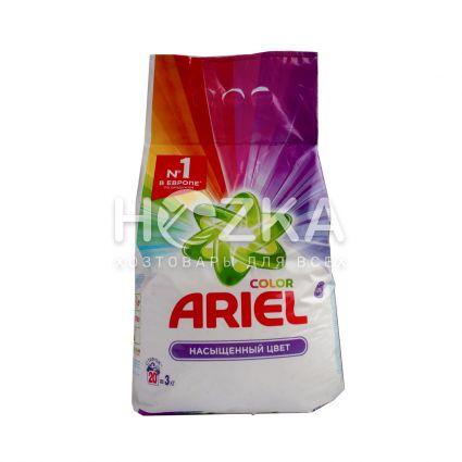 Стиральный порошок Ариэль 3кг для цветного - 1