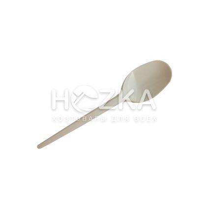 Ложка столовая 100 шт/уп белая - 2