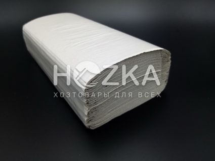 "Полотенце бумажное Z Luxe 2 слоя белые ""CleanUp"" 200 л/уп - 3"