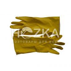 Перчатки резиновые сверхпрочные МЖ ( М)