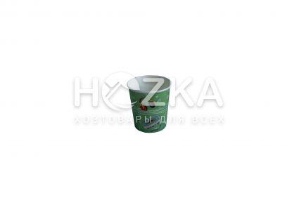 Стакан 110 мл бумажный 50 шт/уп цветной13332 - 1