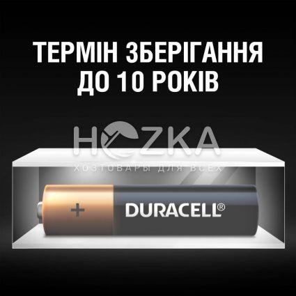 Батарейка Duracell LR-06 AA 2 шт - 6