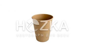 Стакан Крафт 250 мл бумажный 50 шт/уп