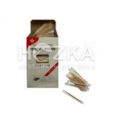 Зубочистки 1000 шт инд.цел.уп. (А)