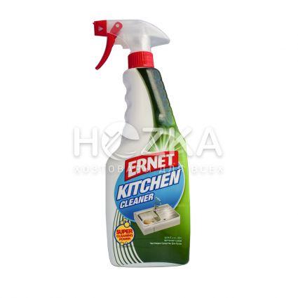 ERNET средство для чистки кухни 750 мл - 1