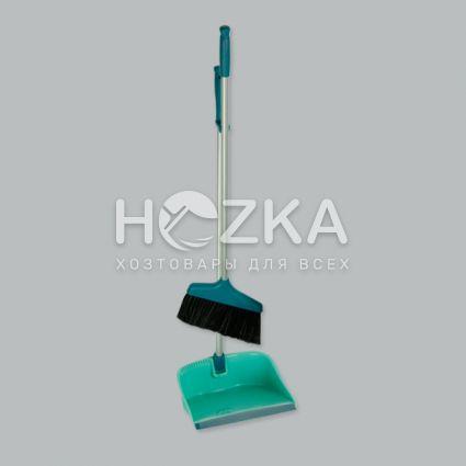 Набор для уборки щётка + совок LEIFHEIT - 2