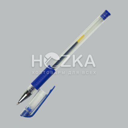 Ручка гелевая синяя - 1