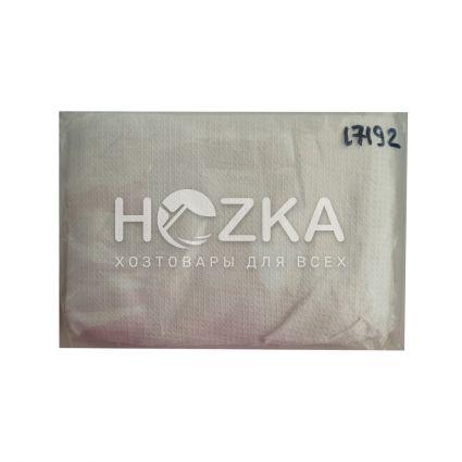 Вафельное полотенце 45*75 см белое 4 шт - 3