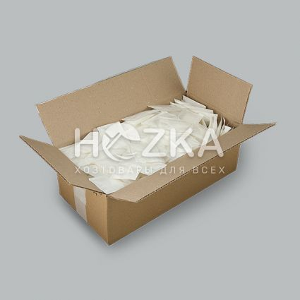 Влажная салфетка 50*80 белая 500 шт/уп - 2