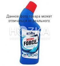 """Гель для чистки туалета """"FORCE"""" 750г (цитрус, мята, морская свежесть)"""
