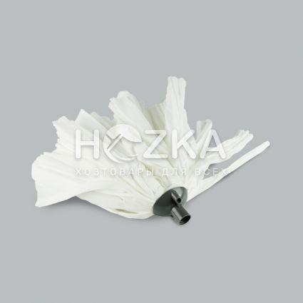 Мочалка для пола МОП синтет. біла BLANCO мега - 1