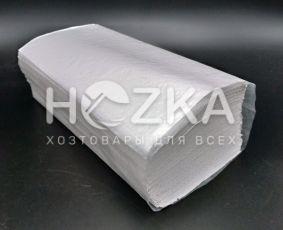 Полотенца бумажные отбеленные однослойные V 160 шт/уп